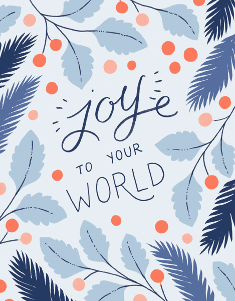 Joy To Your World