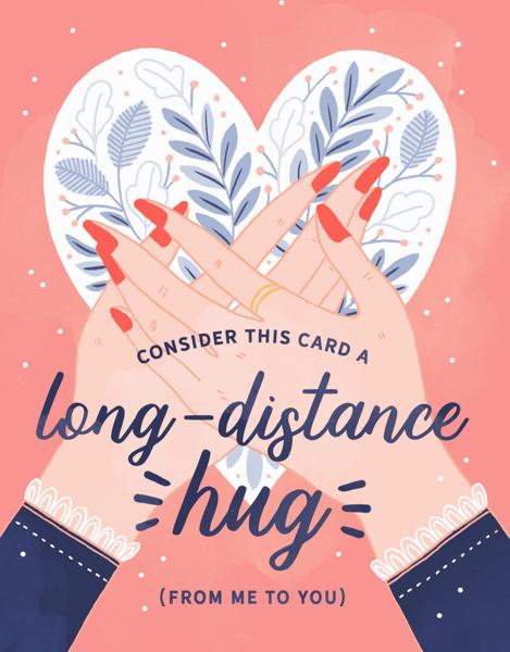 Long Distance Hug