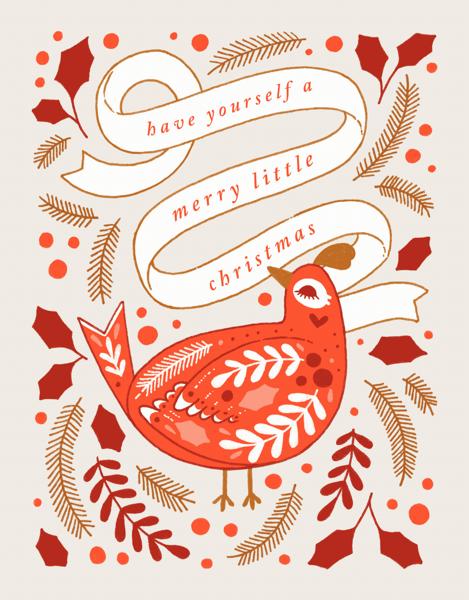 Merry Bird