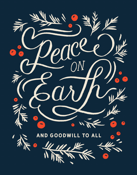 Peace And Goodwill