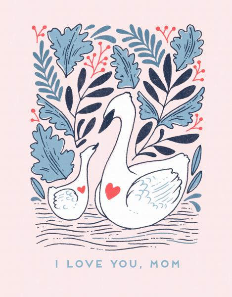 Swan Mom