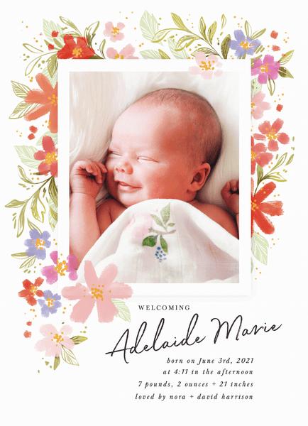 Wildflower Baby