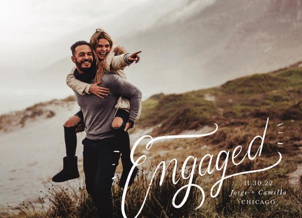 Engagement Announcement