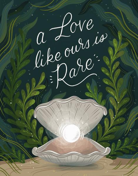 Rare Pearl
