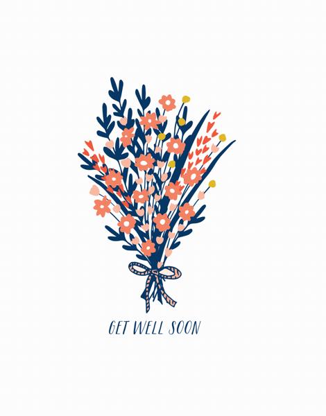 Get Well Soon Bouquet