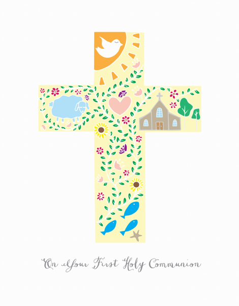 Communion Cross