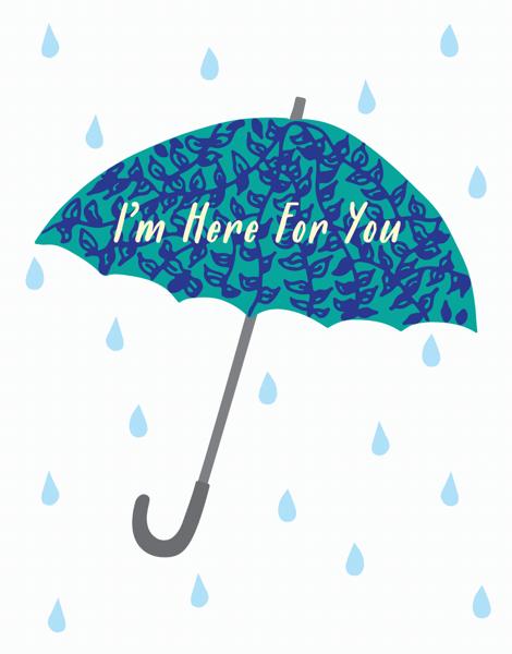 Sympathy Umbrella