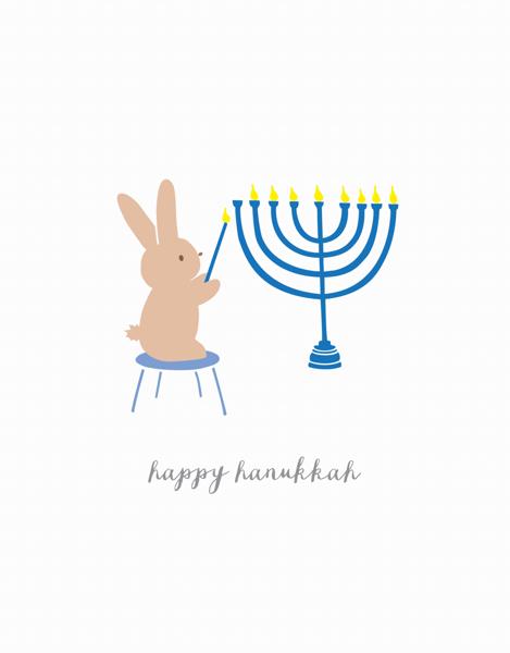 Hanukkah Bunny