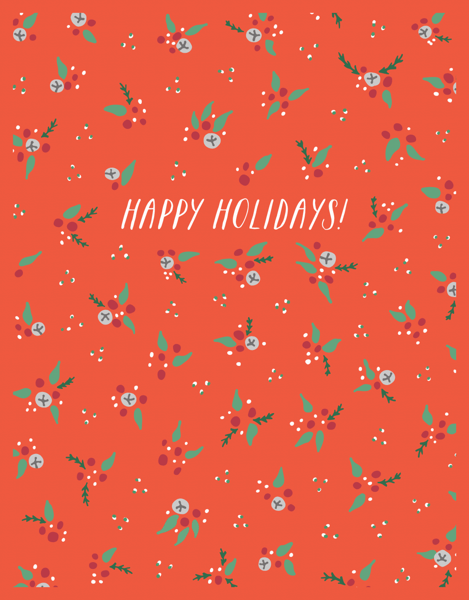 Holiday Berries