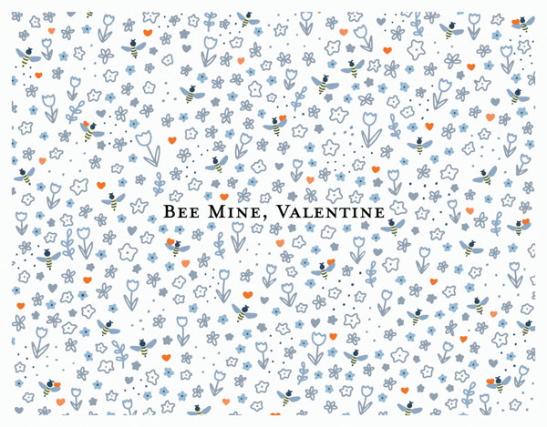 Bee Mine, Valentine