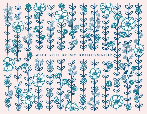 Bridesmaid Flowers