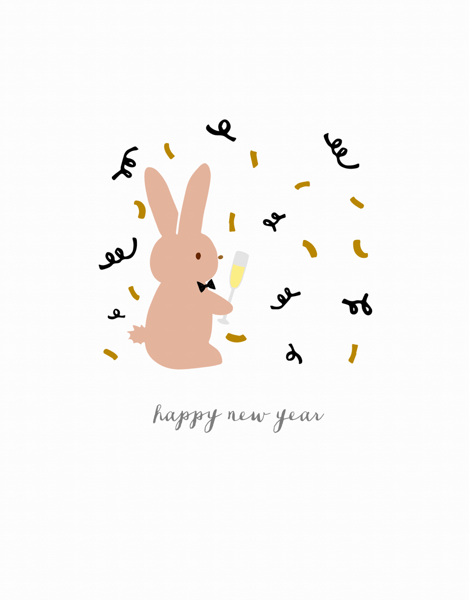 Bunny Champagne