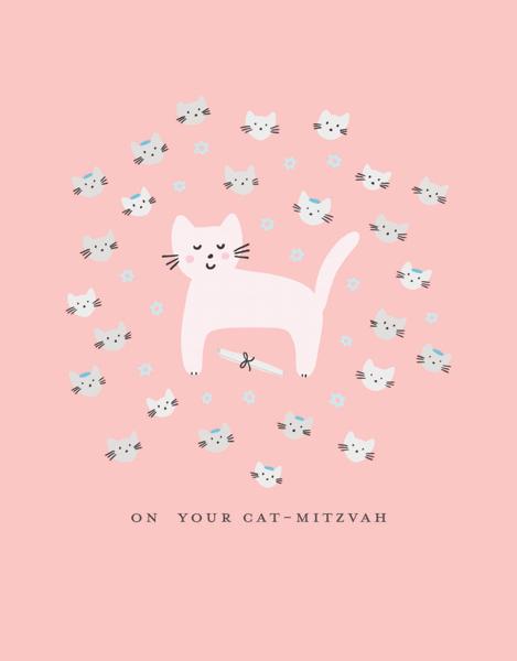 Cat Mitzvah