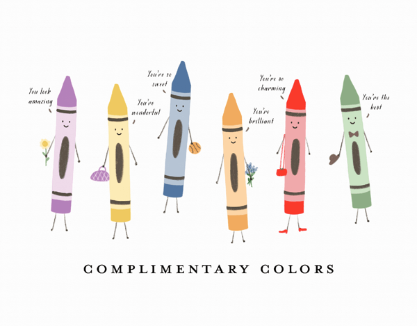 Complimentary Colors