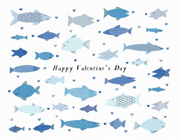 Fish Valentine