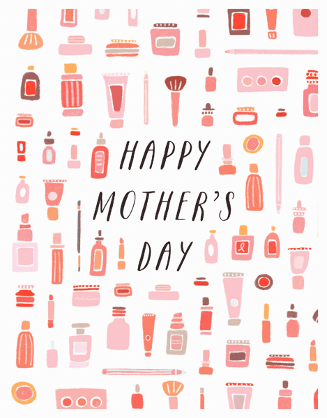 Mother's Day Cosmetics