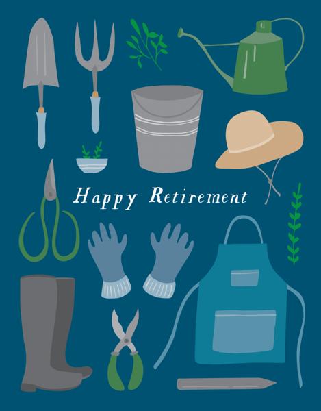 Retirement Gardening