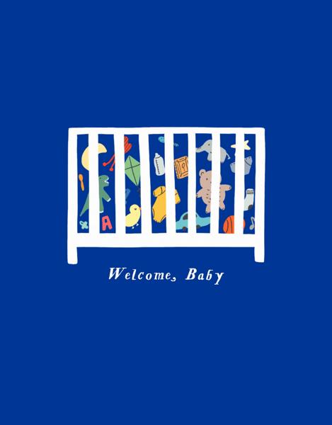 Toy Crib