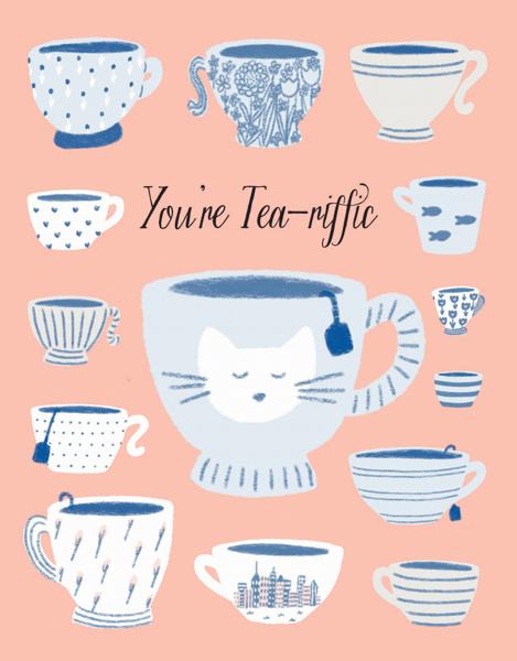You're Tea-Riffic