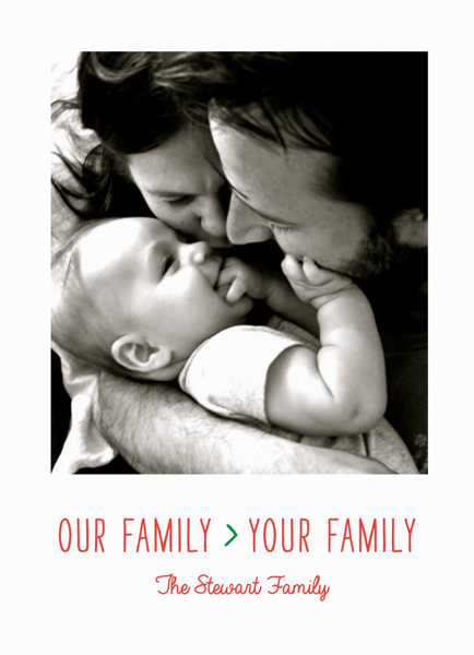 Our Family Is Greater