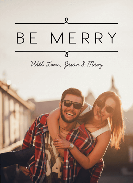 Simple Be Merry