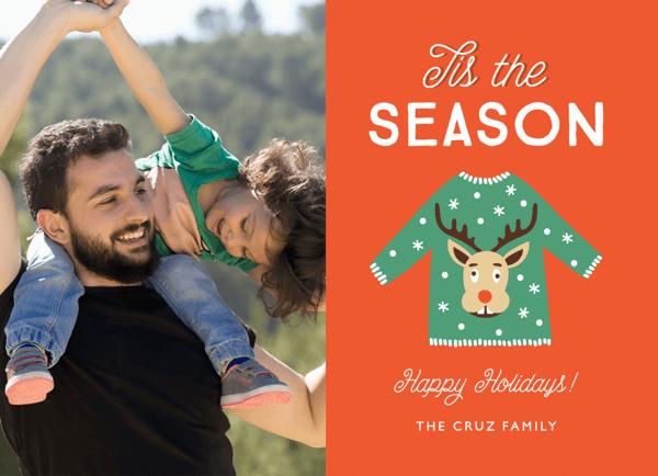 Ugly Sweater Season