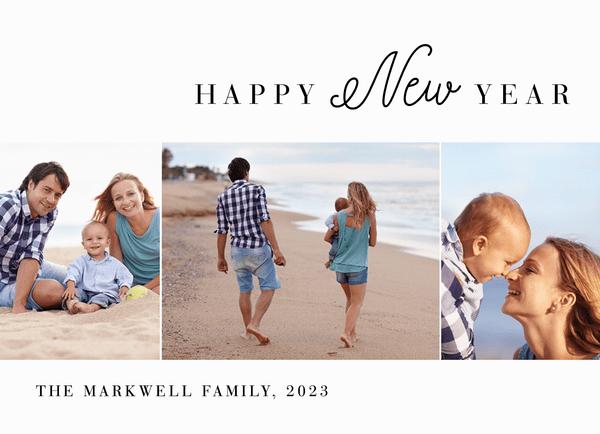 Minimal New Year