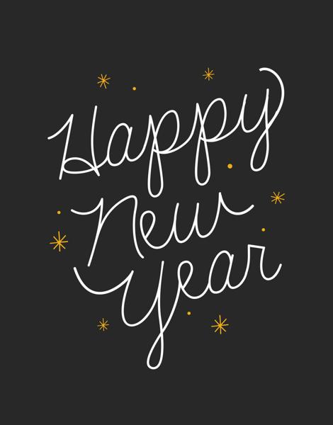 New Year Script