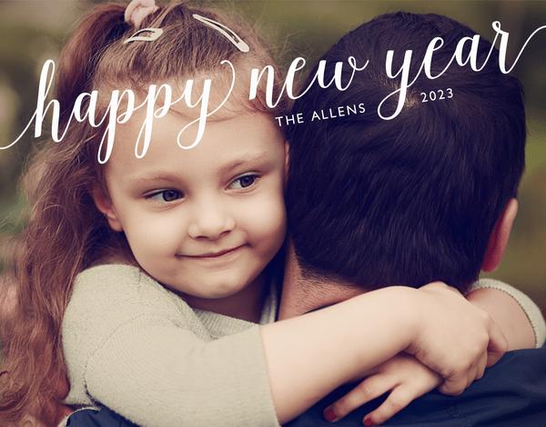 Happy New Year Overlay