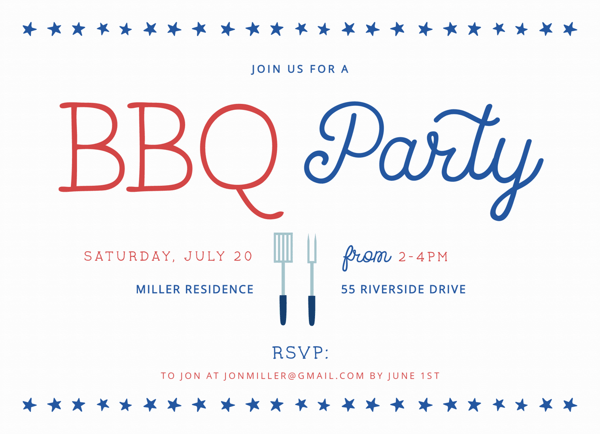 BBQ Star Party