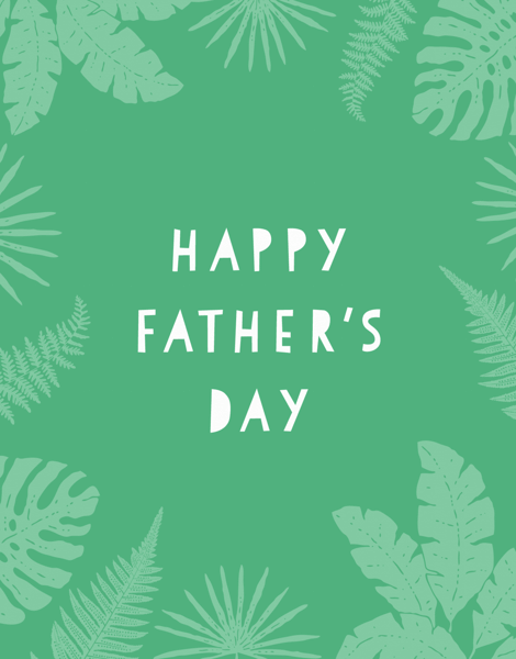 Jungle Father's Day
