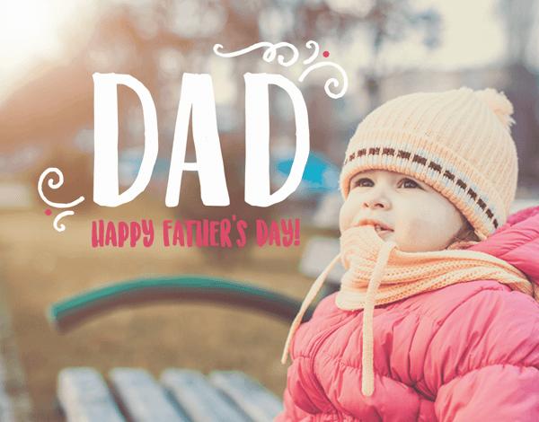 Ornamental Father's Day