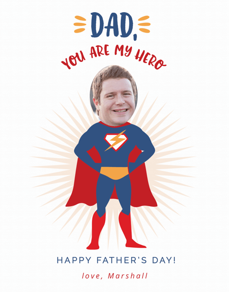 Superman Dad