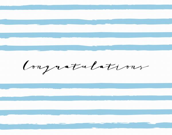 Congrats Stripes