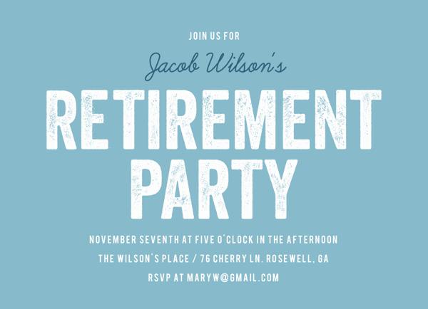 Rustic Retirement