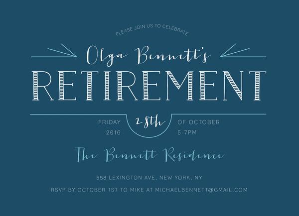 Blue Retirement