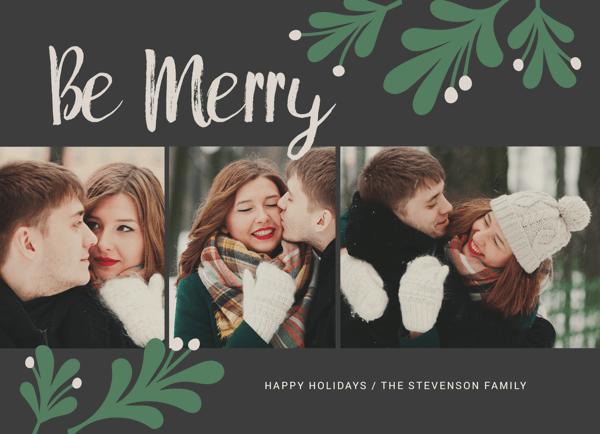 Mistletoe Be Merry
