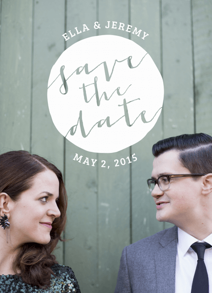 Full Circle Save the Date