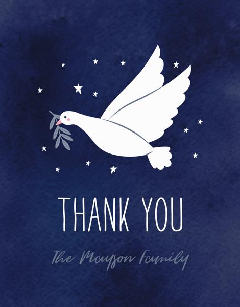 Dove Thank You
