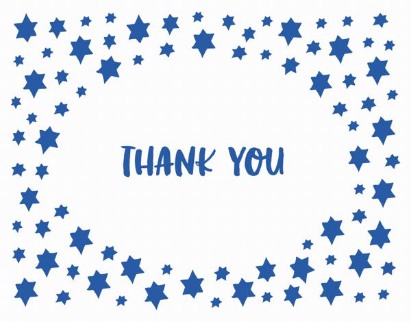 Thank You Blue Stars