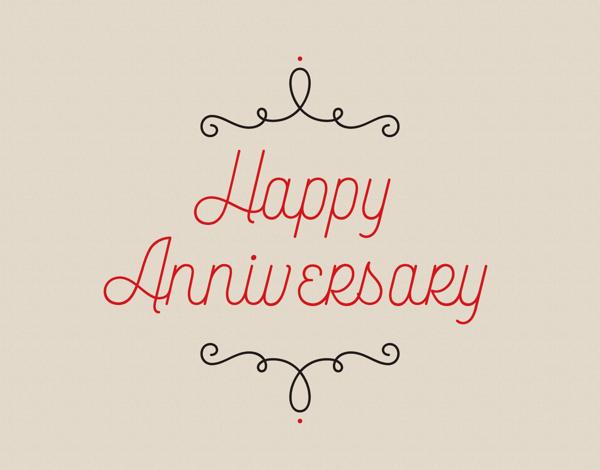 Lovely Anniversary