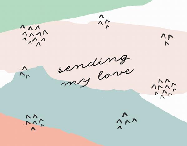 Sending My Love