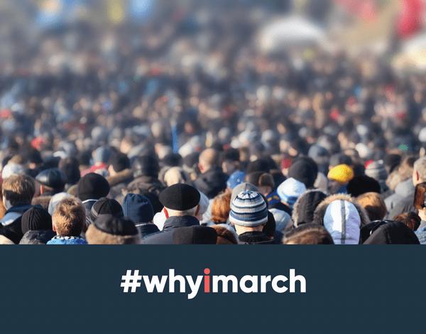 Women's March Photo