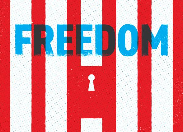 freedom-political-postcard