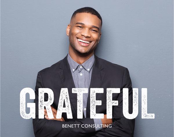 Grateful Business Greetings