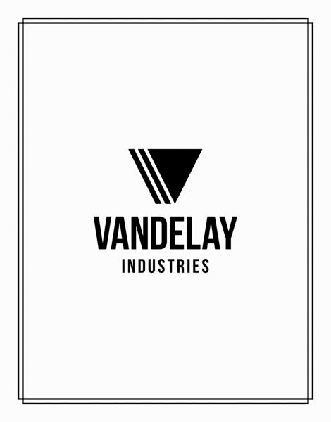 minimalistic business logo greeting card