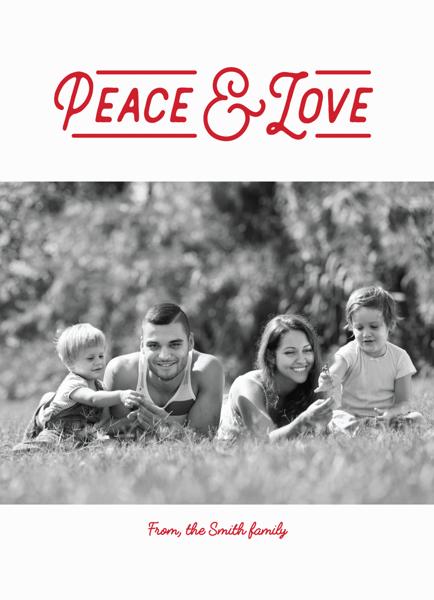 Vintage Peace & Love