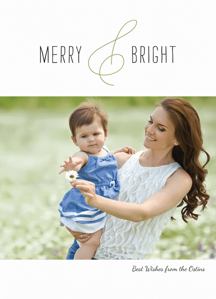 Simple Merry & Bright