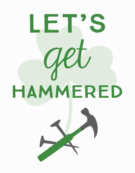 Let's Get Hammered