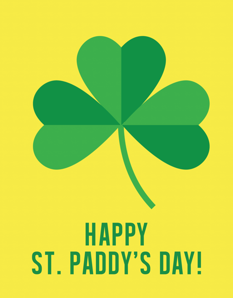 St. Paddy's Clover